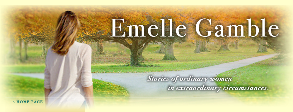 Author Emelle Gamble